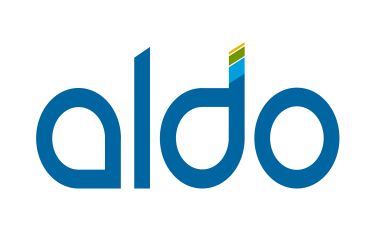 Logo Aldo Componentes Eletrônicos LTDA
