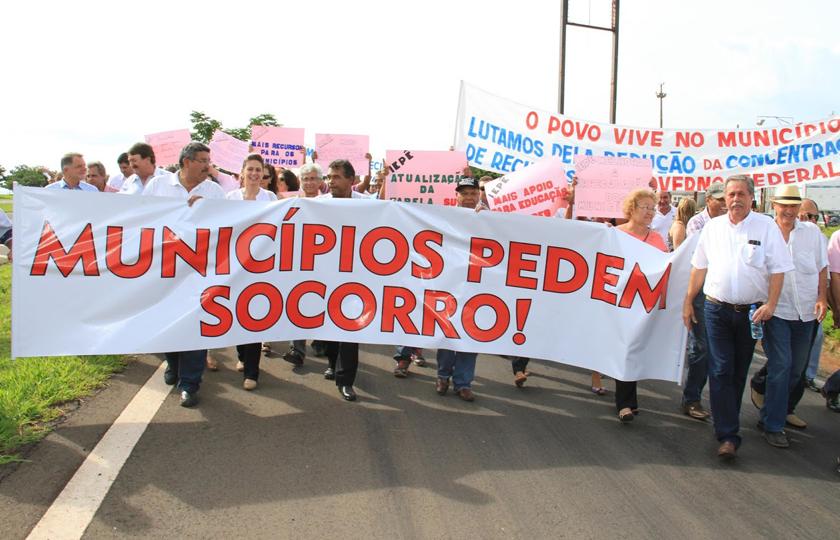 20ª Marcha dos Prefeitos pedirá renegociação de dívidas previdenciárias