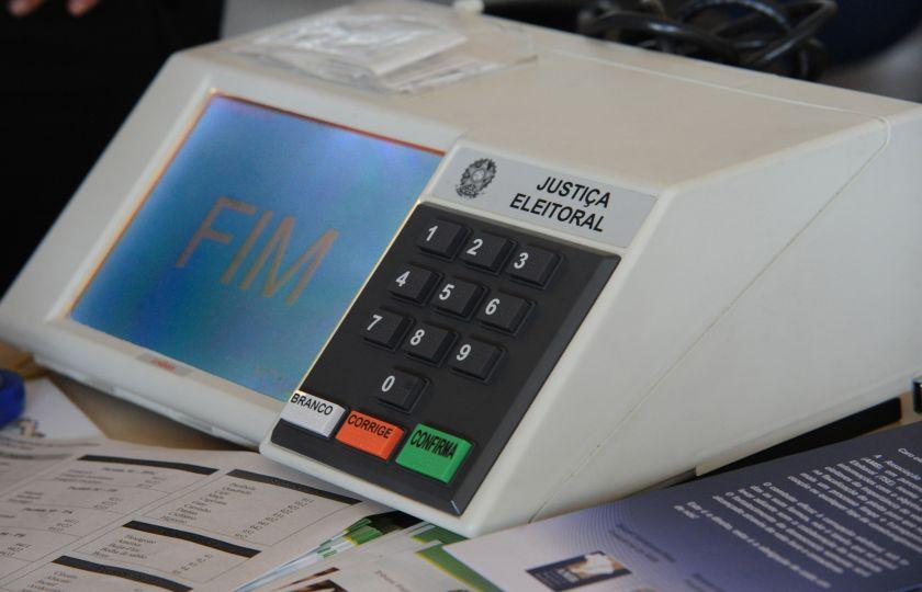 57 municípios realizam neste domingo o segundo turno das eleições