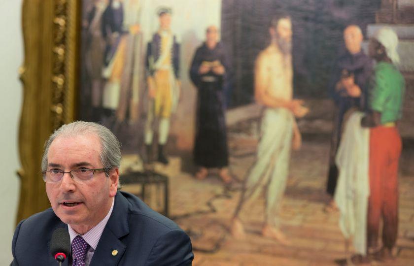 Aliados de Cunha tentam solução alternativa à cassação