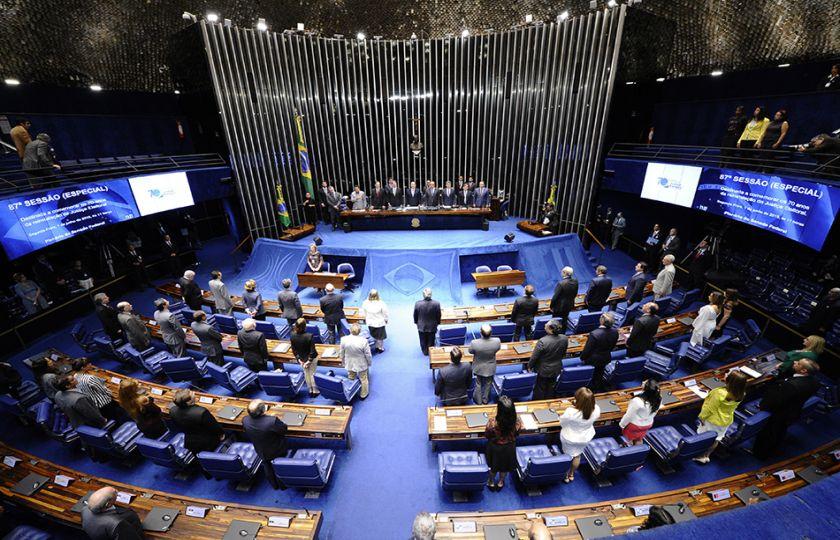 Ao vivo: Sérgio Moro e Gilmar Mendes debatem abuso de autoridade com senadores