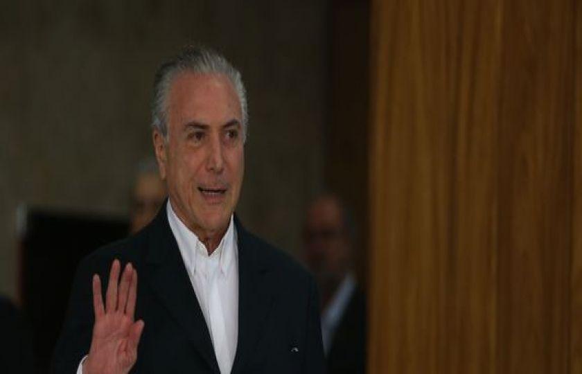 Após viagem ao G20, Temer se reúne com presidentes da Câmara e do Senado