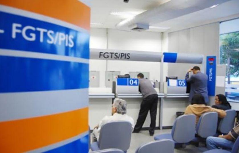 Caixa começa neste sábado fase final de pagamento das contas inativas do FGTS