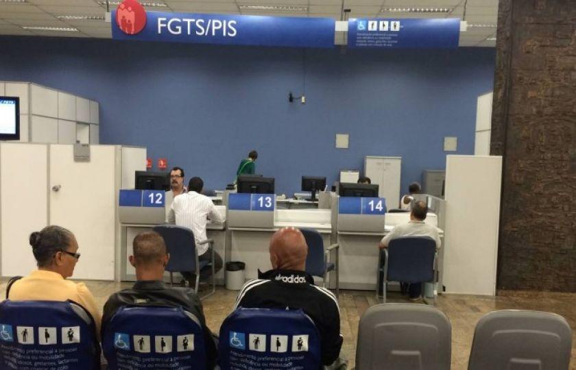 CAIXA divulga calendário de pagamento das contas inativas do FGTS