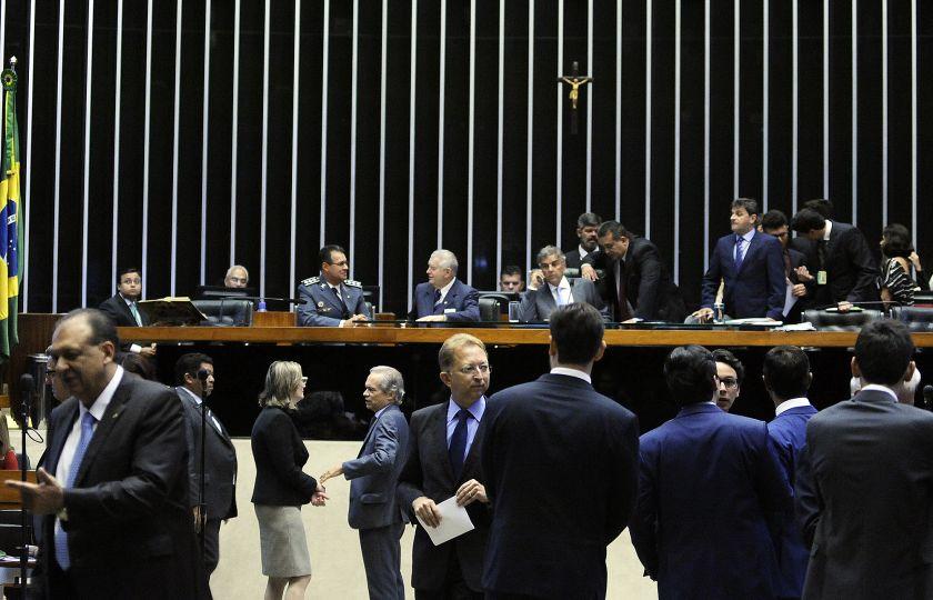 Câmara dos Deputados elege hoje a nova Mesa Diretora