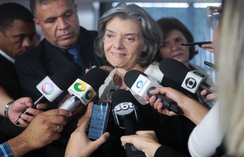 Cármen Lúcia homologa delações da Odebrecht na Lava Jato