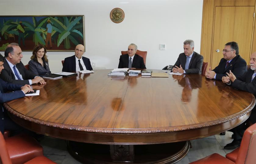Carta oficial do Fórum dos Governadores pede Pacto de Austeridade