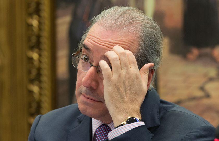 Cassação de Eduardo Cunha na Câmara conta com 231 votos