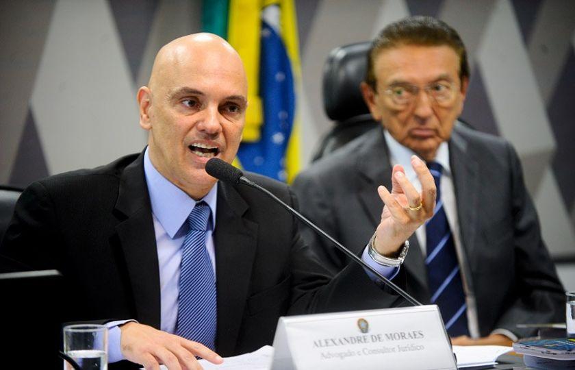 CCJ aprova Alexandre de Moraes para o STF; Plenário vota nesta quarta