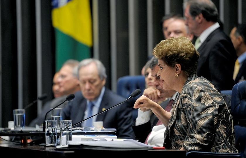 Com impeachment, Dilma diz que sofreu segundo golpe de Estado na vida