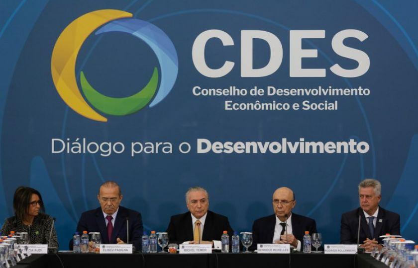 Conselhão volta a se reunir; tema é a retomada do crescimento econômico