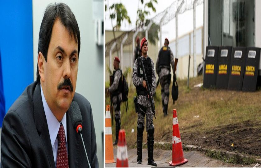 Crise prisional diz respeito ao Executivo, afirma presidente da AMB