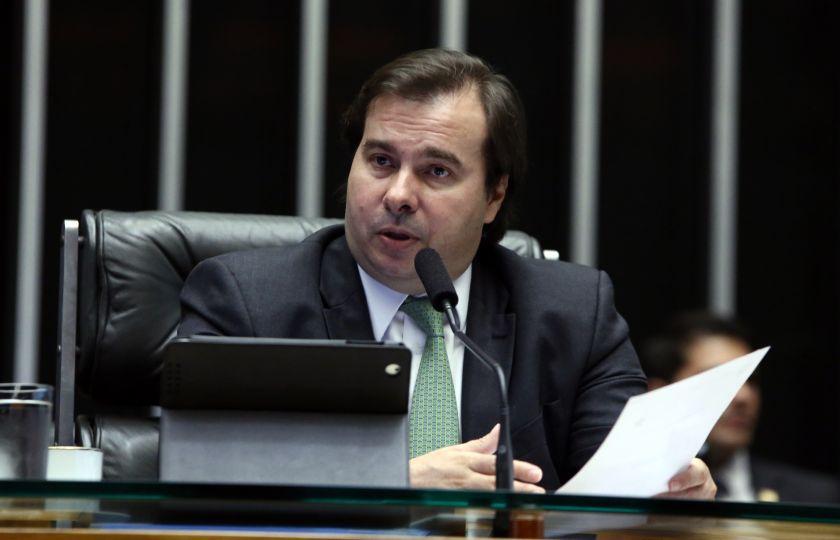 Desembargador decide que Rodrigo Maia pode concorrer à reeleição na Câmara dos Deputados