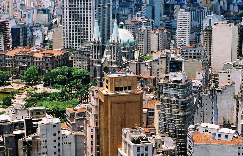 Dezessete municípios concentram ao menos 22% da população brasileira