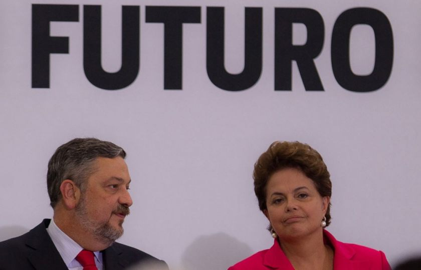 Dilma diz que ex-ministro Antônio Palocci mentiu em depoimento ao juiz Sérgio Moro