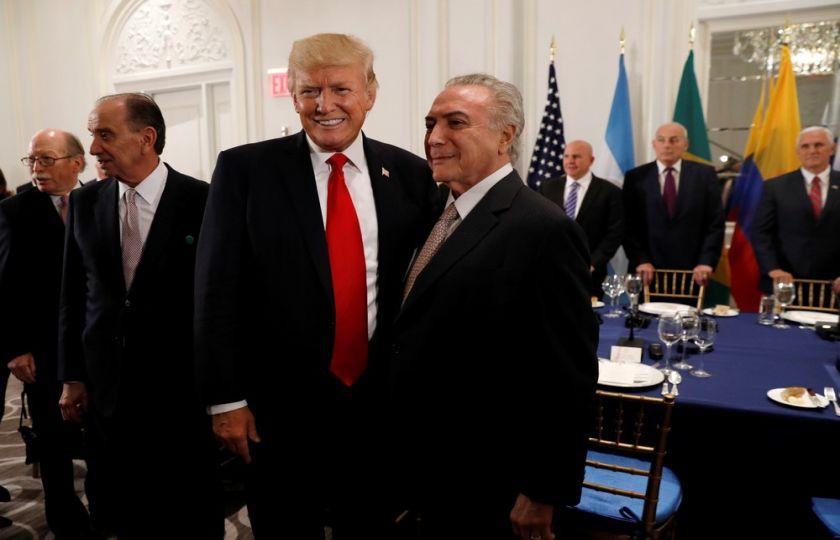 Em Nova York, Temer abre nesta terça debate da Assembleia Geral da ONU