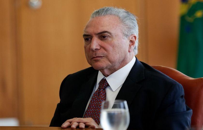 Equipe de Temer diz não haver nada que justifique quebra de sigilo do presidente
