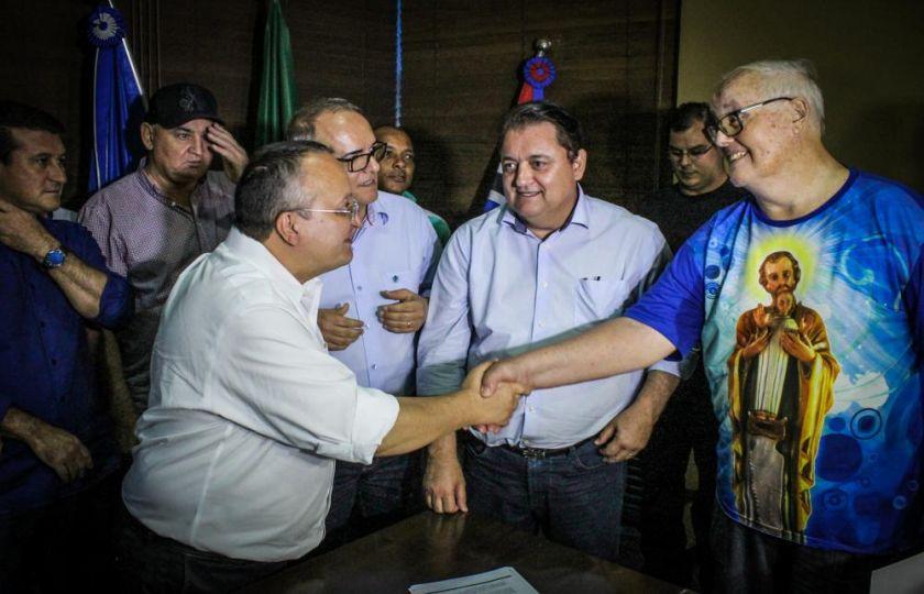 Estado doa espaços para município realizar ações sociais e esportivas