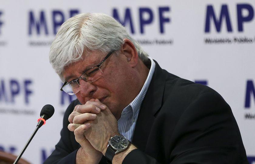 """""""Estou estupefato"""", diz Janot sobre desfiguração de pacote anticorrupção"""
