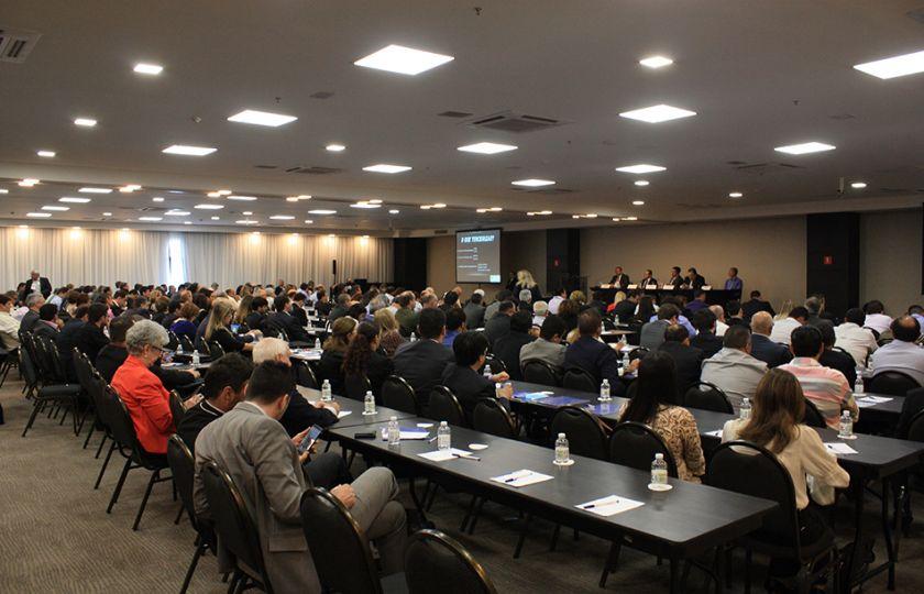 Evento reúne prefeitos eleitos no Estado de São Paulo