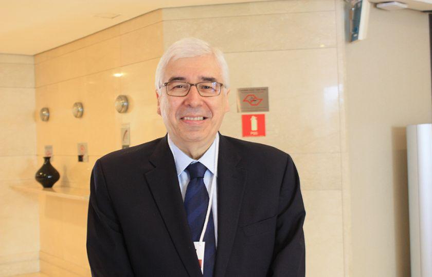 Ex-governador de São Paulo, Fleury Filho, participa de evento com prefeitos eleitos