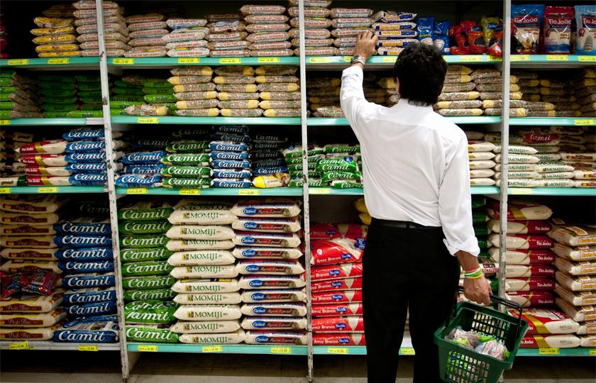 Fipe: inflação em São Paulo é de 3,71% em 12 meses