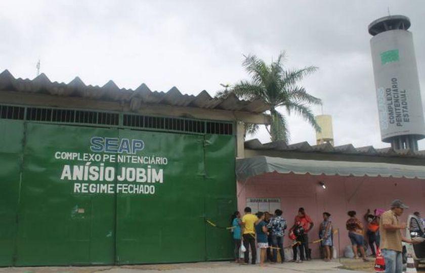 Força-tarefa vai analisar situação de presos provisórios no Amazonas