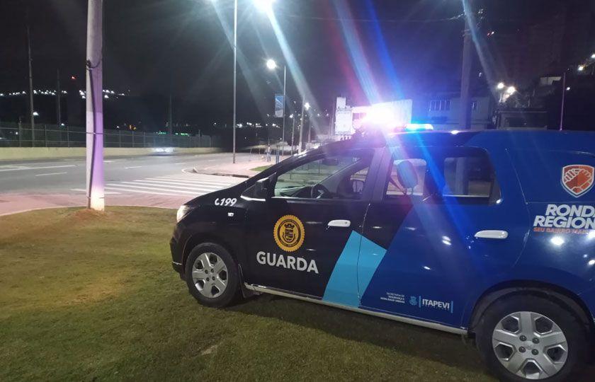 "GCM de Itapevi inicia Programa ""Madrugada Segura"""