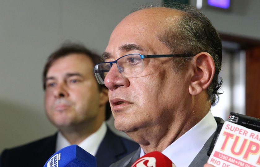 Gilmar Mendes defende revisão da Lei da Ficha Limpa e da Lei de Improbidade