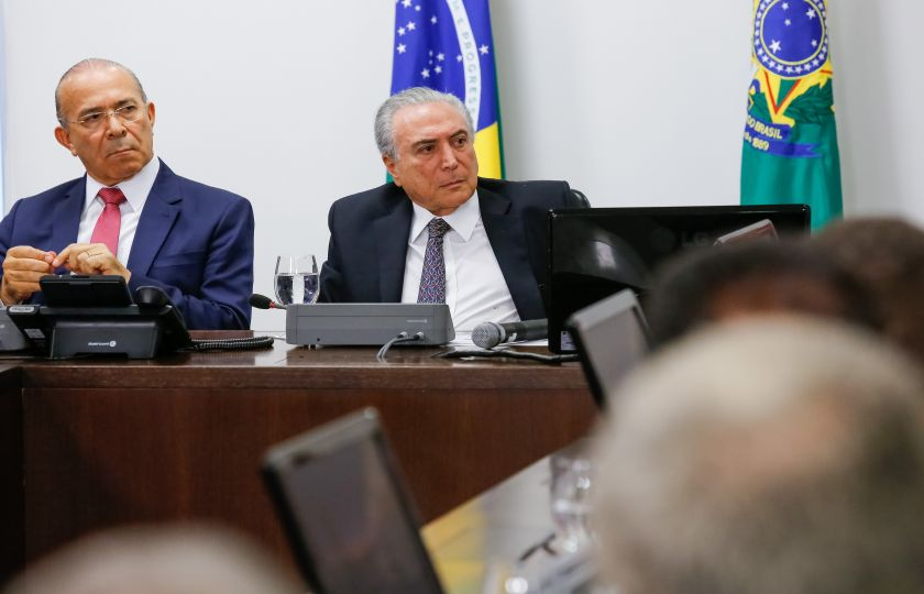 Governadores pedem a Temer reforço no fundo de participação dos estados