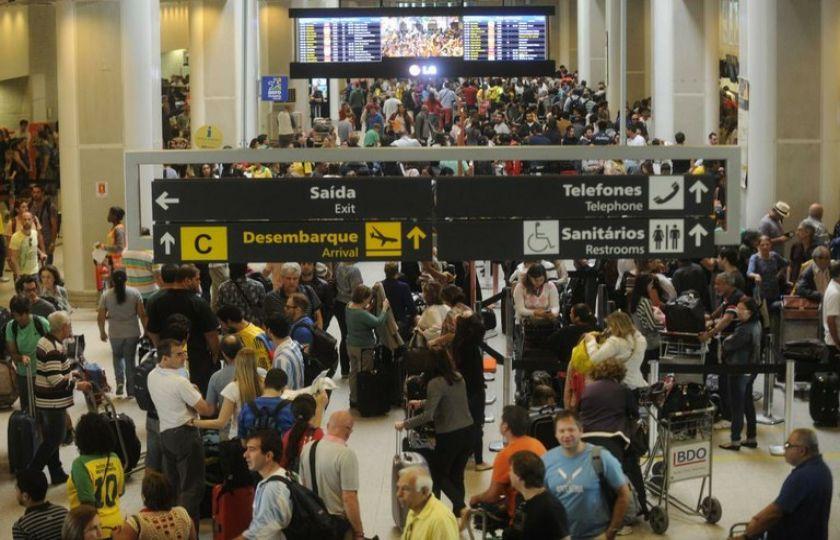Governo autoriza concessão de quatro aeroportos