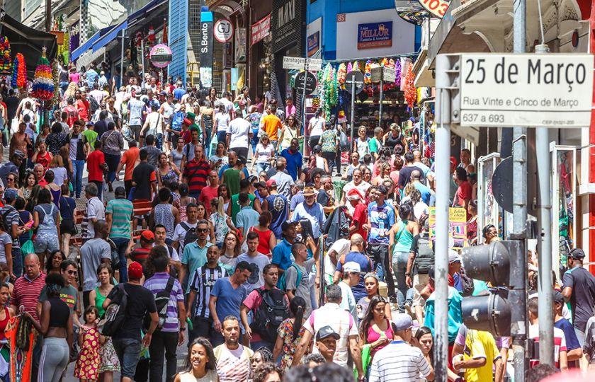 Inadimplência do consumidor cai 8%, revela pesquisa