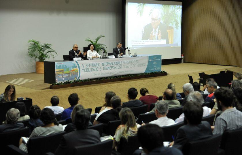 IV Seminário Internacional discute Mobilidade e Transportes