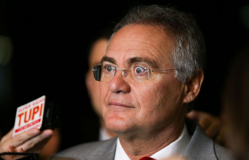 Janot apresenta ao STF primeira denúncia contra Renan derivada da Lava Jato