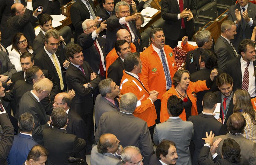 Lava Jato tem como foco três ex-gerentes da Petrobras