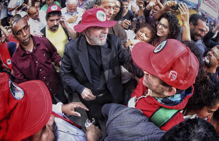 Lula depõe hoje em Curitiba; defesa aguarda decisão sobre adiamento