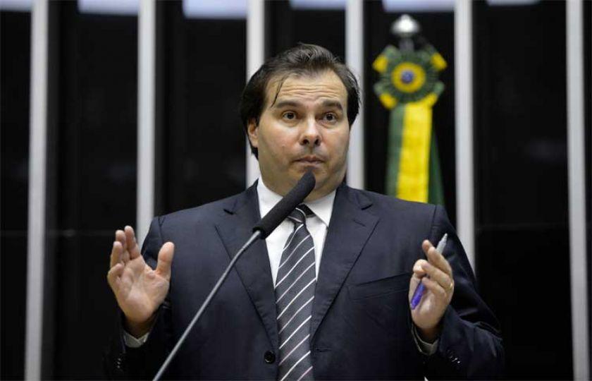 Maia: financiamento público eleitoral deve ser acompanhado de reforma