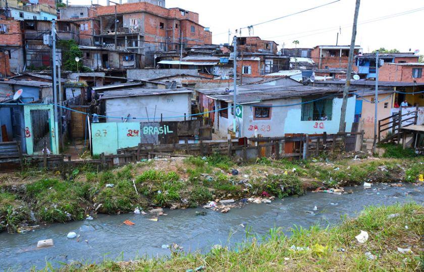 Mais de 100 Milhões de brasileiros vivem sem tratamento de esgoto