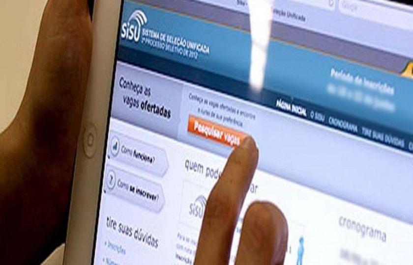 MEC prorroga prazo de inscrições no Sisu até domingo (29)