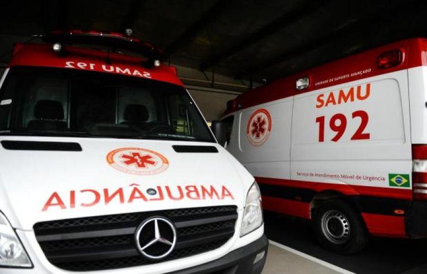 Ministério da Saúde renova frotas do SAMU com 340 ambulâncias