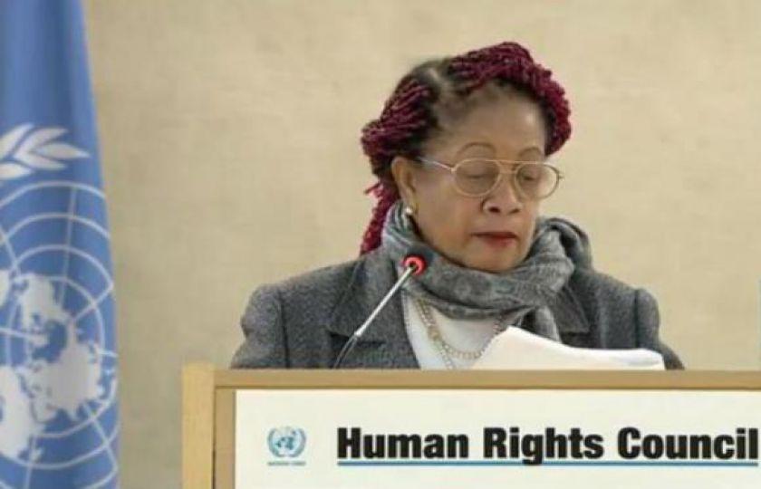 Ministra defende direitos dos afrodescendentes na ONU