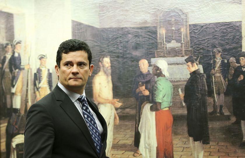 Moro critica vazamentos durante depoimento de Marcelo Odebrecht