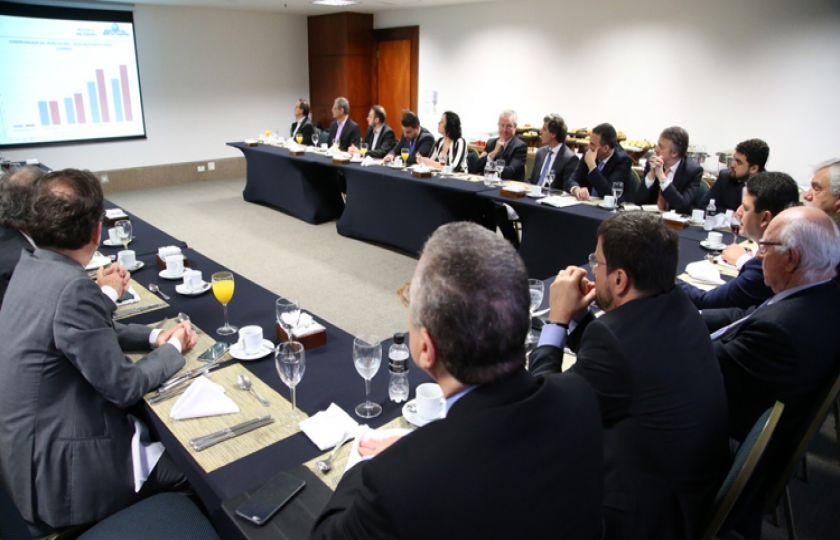 Movimento Brasil Competitivo recebe Ministro das Cidades