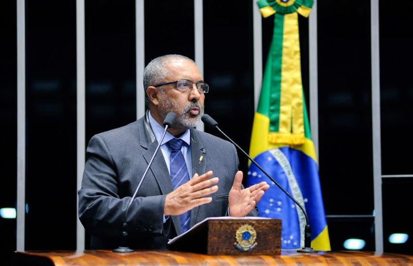 Municípios repudiam reforma da Previdência, afirma Paim
