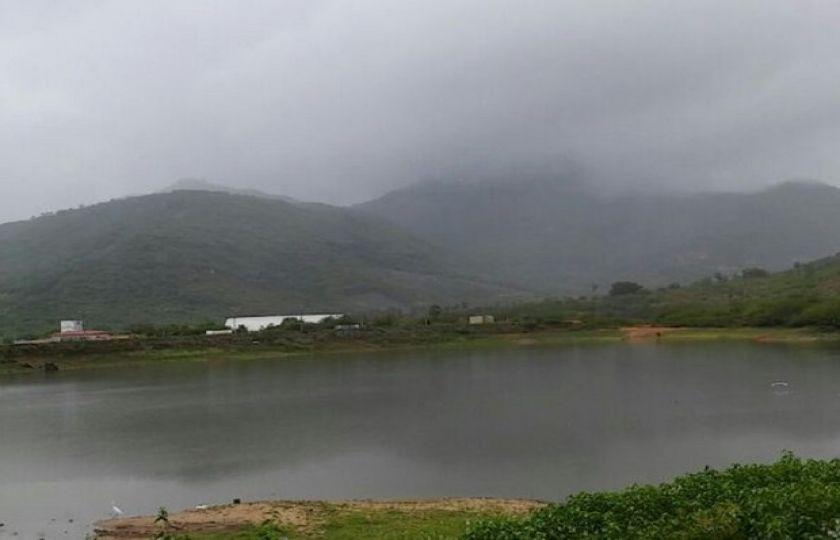No Ceará, chuvas atingem mais da metade do estado