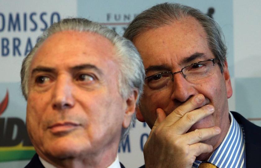 Noblat: Cunha comprou mais de 100 deputados e Temer sabe disso