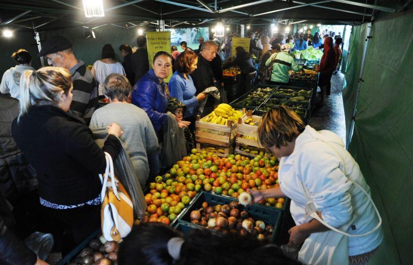 Nossa Feira: Preço regulado beneficia consumidor e produtor