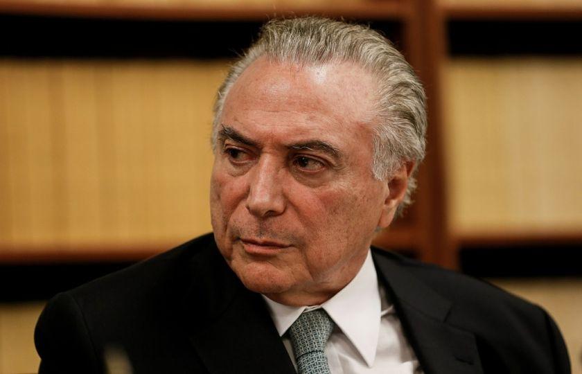 Nova denúncia da PGR contra Michel Temer é lida no plenário da Câmara