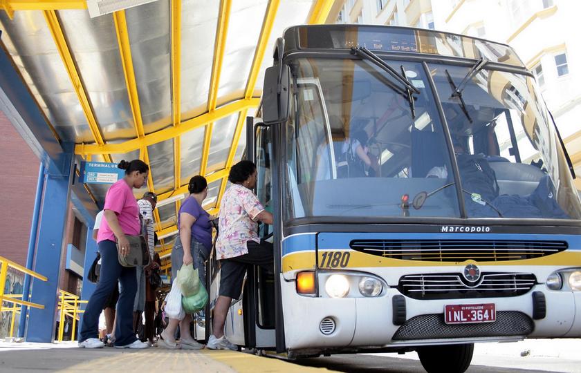 Número de passageiros que usam ônibus como transporte público cai 9%