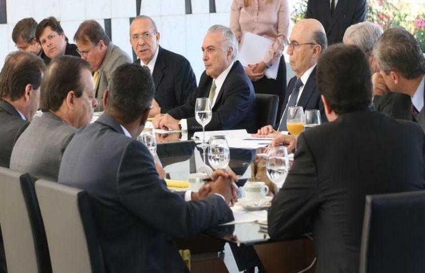 Planalto quer aprovar PEC dos Gastos Públicos e adia reforma da Previdência